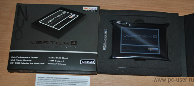 ssd ocz vertex 4 128 Gb